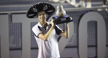 Sorpresa en Acapulco: Sam Querrey derrota a Rafa Nadal