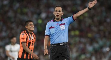 Santander se va de Veracruz: los árbitros no pitarán la fecha 10