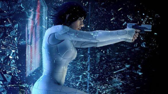 Scarlett Johansson - Ghost in the Shell