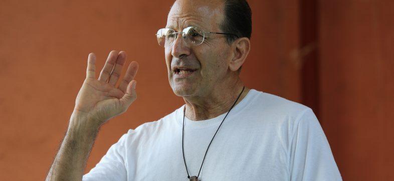 Foto del Padre Alejandro Solalinde Guerra