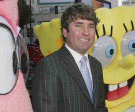 Stephen Hillenburg creador de Bob Esponja