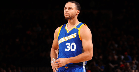 ¡Boom! Stephen Curry supera histórico récord de la NBA