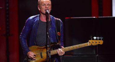 Y por si fuera poco: Sting anuncia segunda fecha en el Auditorio Nacional