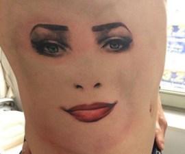 El horrible tatuaje de Uros Vitas