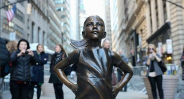 The Defiant Girl: la estatua que promueve la igualdad en Manhattan