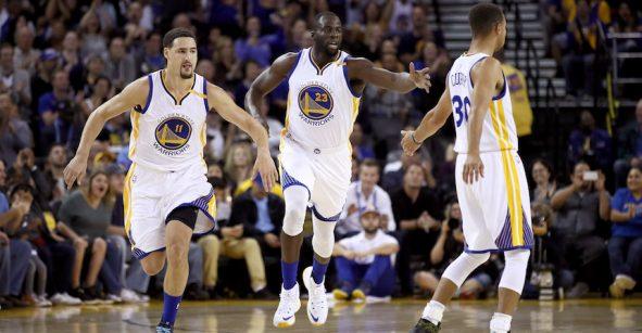 Los Warriors regresan a la cima del Power Ranking de la NBA