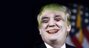 Lo hace de nuevo: ¡Mark Hamill nos trae otro tweet de Trump con su voz de Joker!