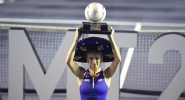 Lesia Tsurenko campeona del Abierto de Acapulco