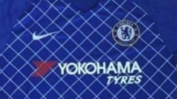 Uniforme del Chelsea para el 2018