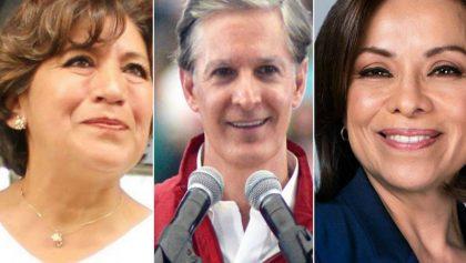 Elección mexiquense: ex presidentes panistas, AMLO y el PRI