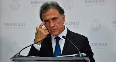 Una semana después, Yunes reconoce el triunfo de Cuitláhuac García en Veracruz
