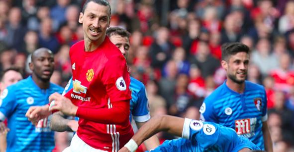 Nadie suspende a Zlatan... excepto la Football Association