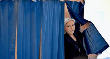 Le Pen contra el euro