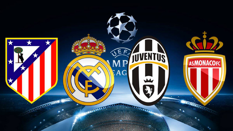 Semifinales Champions League