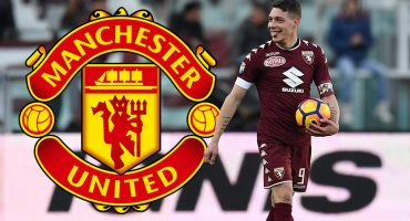 Andrea Belotti llegaría al Manchester United si se va Ibrahimovic