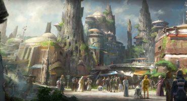 Nuevas imágenes y detalles de la atracción de Star Wars en Disneyworld
