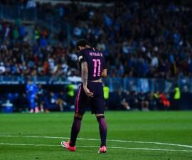 Malaga CF v FC Barcelona - La Liga