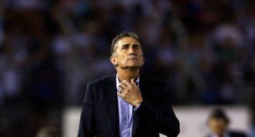 ¡Boom! Edgardo Bauza ya no es más el técnico de Argentina