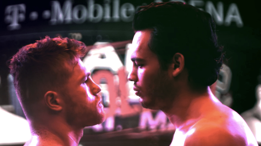 Canelo vs Chávez Jr.
