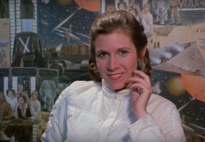 Recordando a Leia: el homenaje a Carrie Fisher en Star Wars Celebration