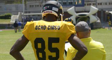 Fundidores logra el triunfo con touchdown de Chad Johnson