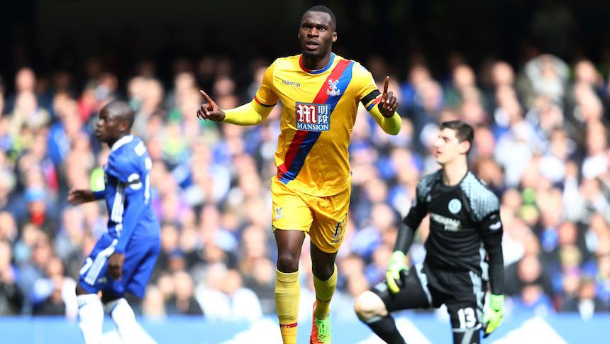 Cayó el gigante: el Chelsea perdió con el Crystal Palace