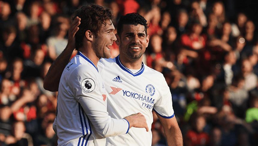 El Chelsea derrota al Bournemouth y se consolida rumbo al título