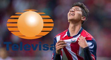 ¡Chivas anuncia su regreso a Televisa!