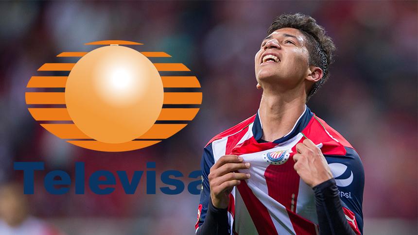 ¡Chivas anuncia su regreso a Televisa! 82351c9ff5f40