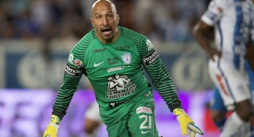 Increíble: el Conejo Pérez le anota al Cruz Azul en el último minuto