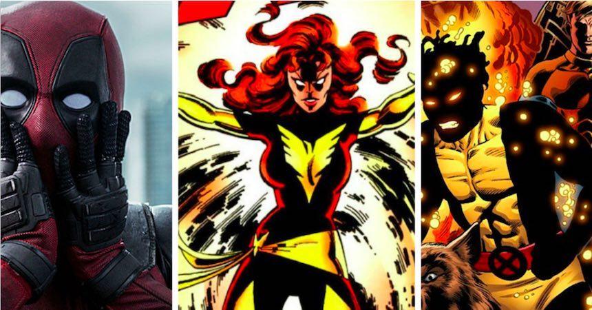 Deadpooll y otras películas de Marvel