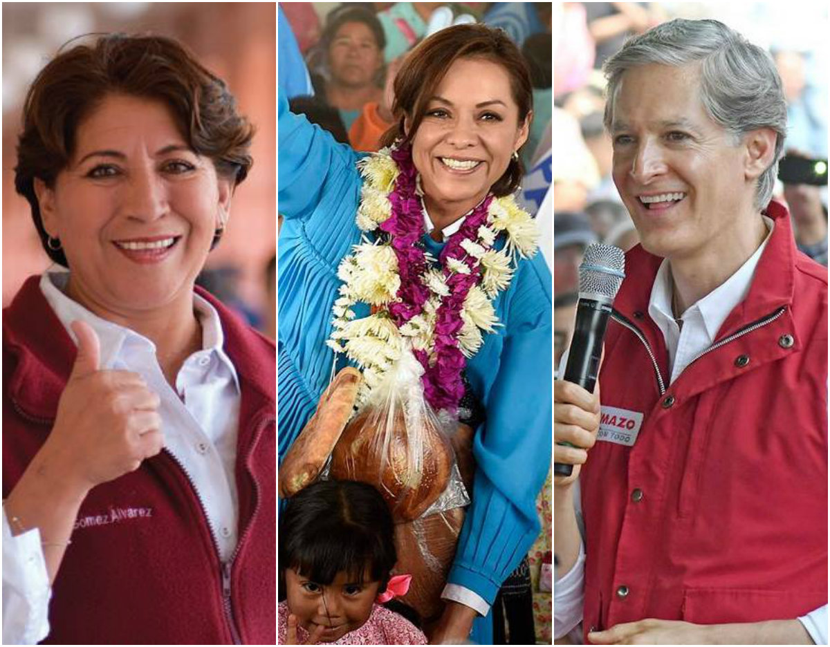 Estado de México, elecciones
