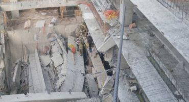 Derrumbe en Álvaro Obregón deja 7 muertos y 10 heridos, autoridades inician investigación