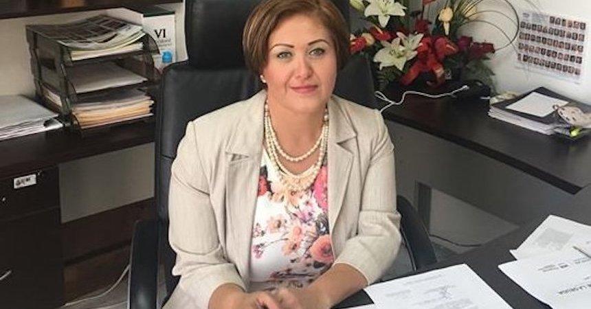 Eva Cadena, excandidata de Morena y diputada local de Veracruz