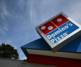 Inglaterra - Domino's Pizza