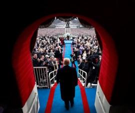Donald Trump, inauguración presidencial