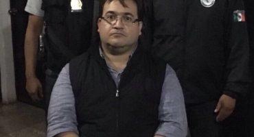 Por agresiones en prisión, recetan antidepresivos a Duarte; falso que sea maltratado: juez