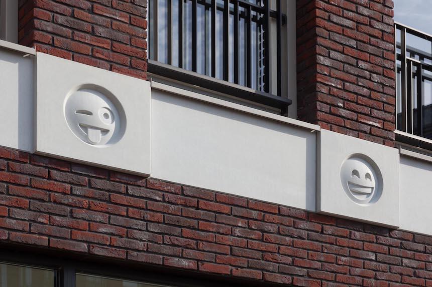 Edificio Emoji