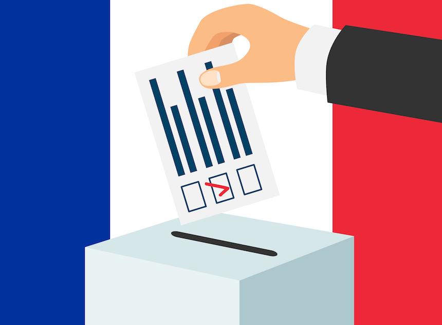 Elecciones en Francia, domingo 23 de abril