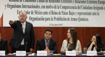"""Ratifican a Elías Azar, el """"Porfirio Díaz judicial"""", como nuevo embajador en Países Bajos"""