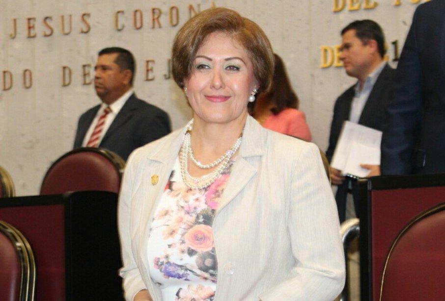 Eva Cadena Sandoval, diputada de Morena