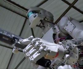FEDOR - Robot ruso