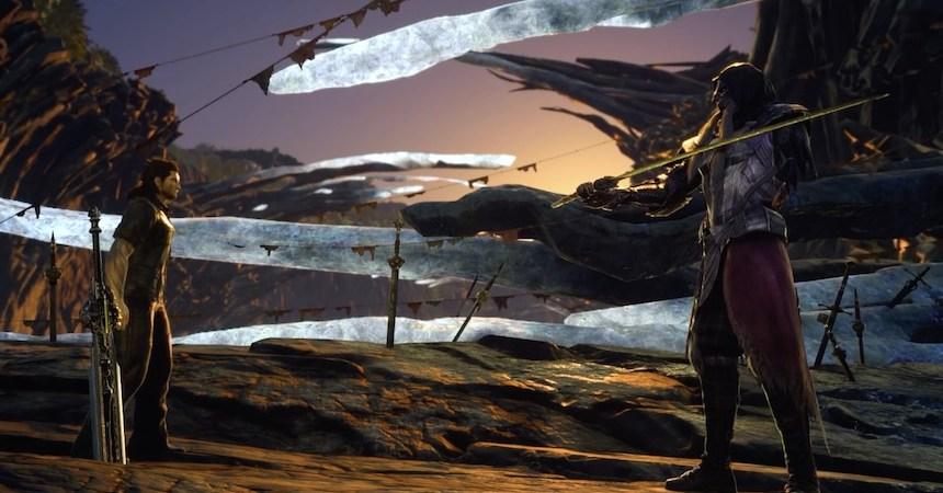 Final Fantasy XV: Episodio Gladiolus