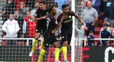 Gabriel Jesús le da  el empate al Manchester City en los minutos finales