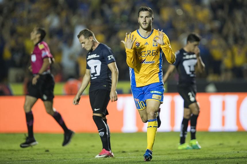El campeón está de regreso: Tigres aplasta a Pumas