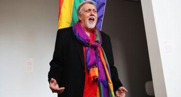 Muere el creador de la icónica bandera del movimiento LGBTTTI