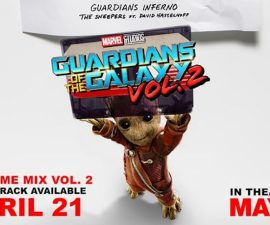 Guardians of the Galaxy Vol.2 soundtrack