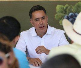 Guillermo Anaya, candidato del PAN a la gubernatura de Coahuila