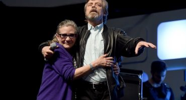El divertido y emotivo tributo que Mark Hamill preparó para Carrie Fisher