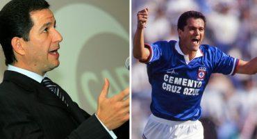 Carlos Hermosillo y Javier Alarcón piden la presidencia de Cruz Azul